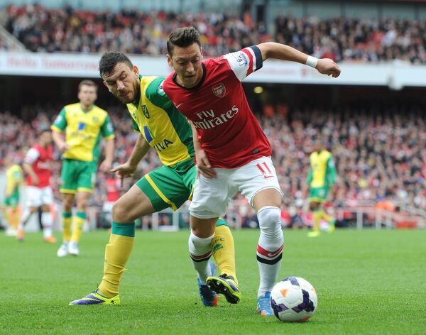 arsenal vs norwich city - photo #31