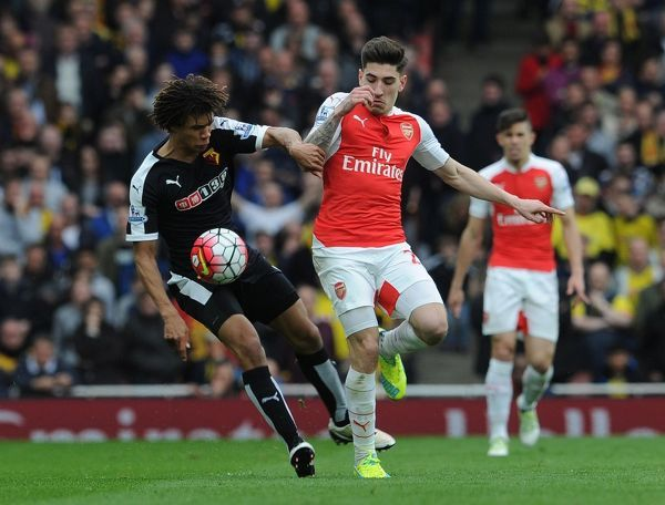 arsenal v watford premier league