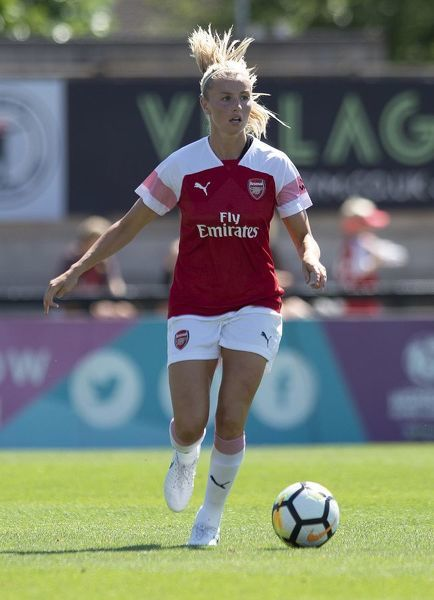 arsenal women pre season friendly 5 8 2018