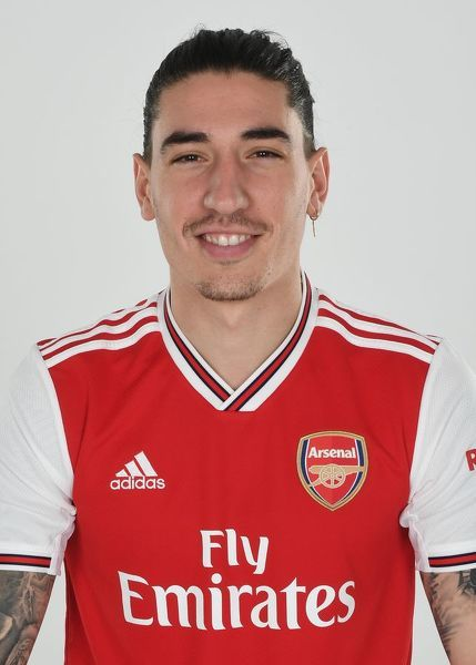 Hector Bellerin of Arsenal. Arsenal Training Ground, London Colney, Hertfordshire, 4th April 2019. Copyright : Stuart MacFarlane / Arsenal Football Club