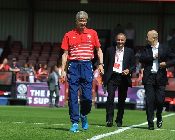 Borehamwood v Arsenal: Pre-Season Friendly