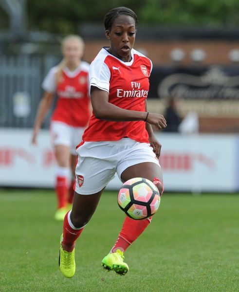 danielle carter arsenal ladies arsenal ladies 10