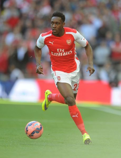 danny welbeck arsenal arsenal 21 reading extra time