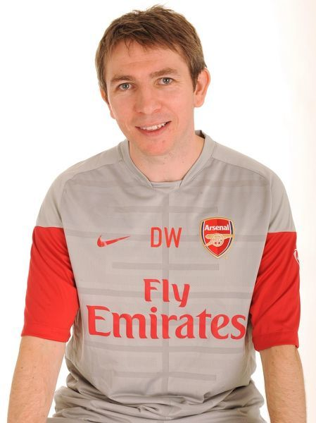 David Wales (Arsenal physio)