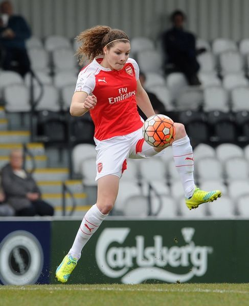 dominique janssen arsenal ladies arsenal ladies 2