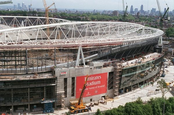 emirates stadium islington london 3 6 05