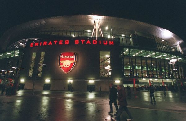 emirates stadium match