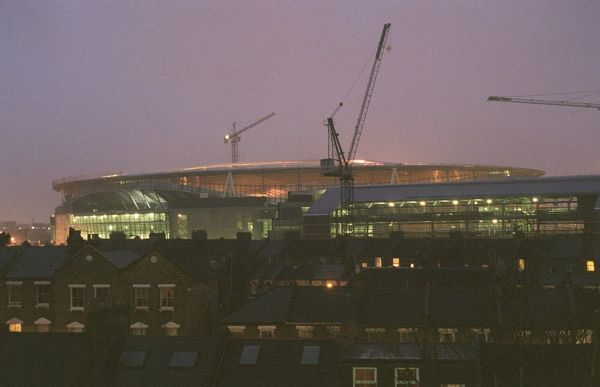 FA Premiership. Arsenal Stadium, Highbury, London, 3/1/06. Credit: Arsenal Football Club / David Price