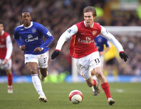 Everton 1:0 Arsenal, Barclays Premiership, Goodison Park, Liverpool, 18/3/2007