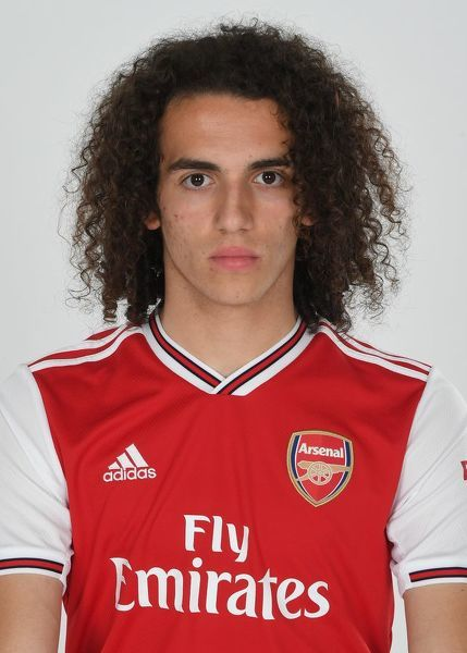 Matteo Guendouzi of Arsenal. Arsenal Training Ground, London Colney, Hertfordshire, 4th April 2019. Copyright : Stuart MacFarlane / Arsenal Football Club