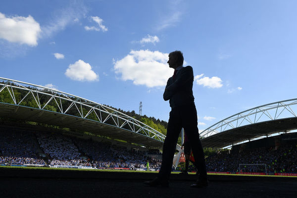 huddersfield town v arsenal premier league