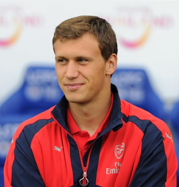 krystian bielik arsenal leicester city 0