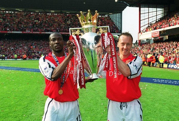 Lee Dixon Arsenal Tour