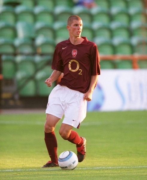 Matthew Connolly (Arsenal). Arsenal Reserves 5:2 Leicester City Reserves