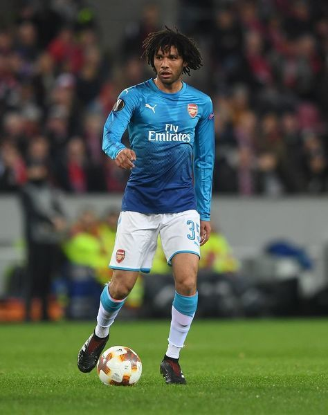 mohamed elneny arsenal fc koln 10 arsenal