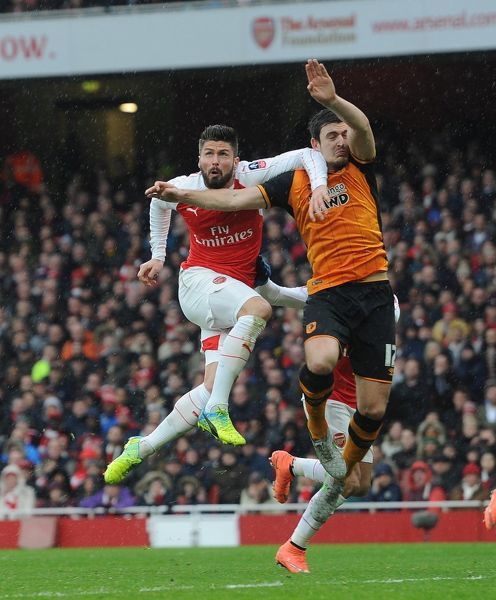 olivier giroud arsenal harry maguire hull