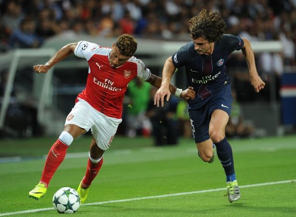 Paris Saint-Germain v Arsenal FC - UEFA Champions League