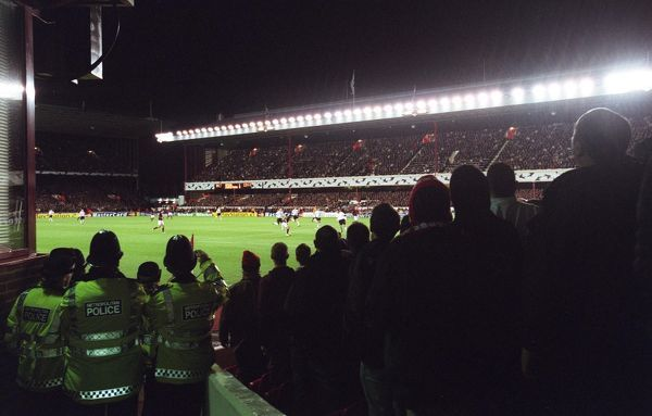 Arsenal 3:0 Sparta Prague. UEFA Champions League, Group B. Arsenal Stadium, Highbury, London, 2/11/05. Credit: Arsenal Football Club / David Price
