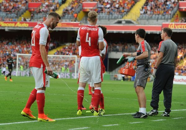 RC Lens v Arsenal: Pre Season Friendly