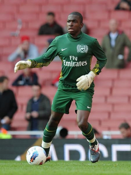 Reice Charles-Cook (Arsenal). Arsenal U18 1:0 Chelsea U18. Friendly Match