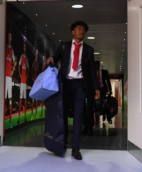 reiss nelson arsenal arsenal 31 fc cologne