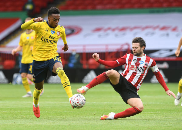 Sheffield United v Arsenal - FA Cup: Quarter Final