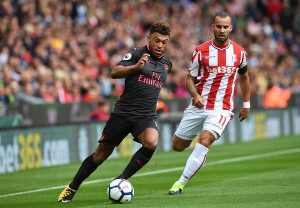 stoke city v arsenal premier league