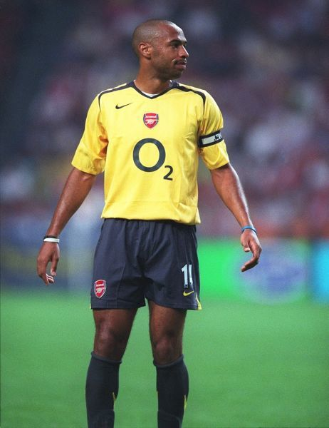 thierry henry arsenal ajax 01 arsenal