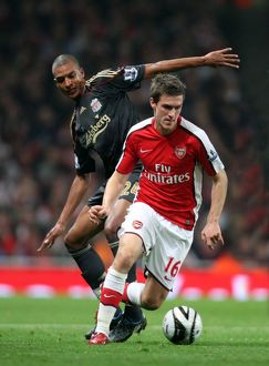 aaron ramsey arsenal david ngog liverpool