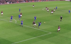 previous season matches/matches 2005 06 arsenal v manchester united 2005 6/action match photographed south east corner