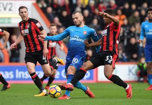 afc bournemouth v arsenal premier league