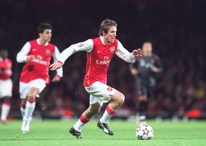 Alex Hleb (Arsenal)