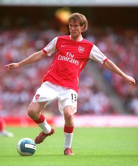 legends/ex players hleb alexander/alex hleb arsenal