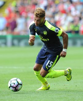 season 2016 17/watford v arsenal 2016 17/alex oxlade chamberlain arsenal watford 13 arsenal