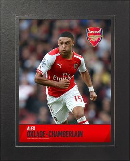 special editions/alex oxlade chamberlain strut mount