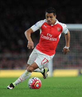 season 2015 16/arsenal v west bromwich albion 2015 16/alexis sanchez arsenal arsenal 20 west bromwich albion
