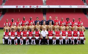 previous season players/1st team player images 2007 8/arsenal 1st team squad
