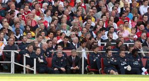 previous season matches/matches 2008 09 arsenal v chelsea 2008 09/arsenal bench