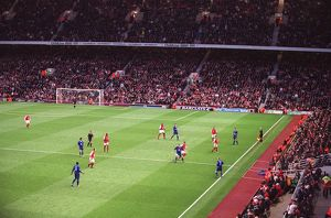 (Arsenal) (Everton). Arsenal 7:0 Everton. Barclays Premiership