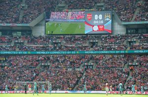 arsenal fans arsenal 30 manchester city