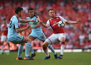 season 2017 18/arsenal v burnley 2017 18/arsenal v burnley premier league