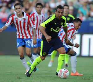 season 2016 17/arsenal v chivas 2016 17/arsenal v cd guadalajara