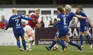 arsenal women/v chelsea ladies 2017 18/arsenal v chelsea ladies 1 4 2018 womens super