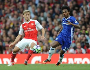 arsenal v chelsea premier league