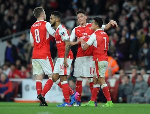 season 2016 17/arsenal v lincoln city 2016 17/arsenal v lincoln city emirates fa cup