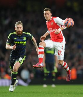arsenal v middlesbrough fa cup fifth round