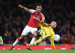 arsenal v norwich city carabao cup fourth round