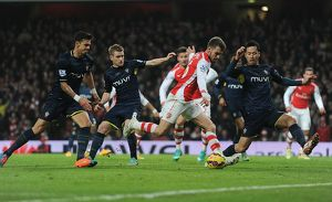 arsenal v southampton premier league