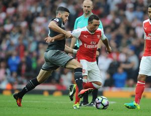 Arsenal v Southampton - Premier League