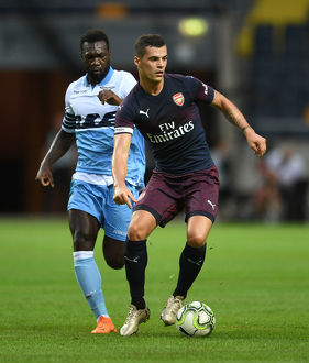 season 2018 19/arsenal v ss lazio 2018 19/arsenal v ss lazio pre season friendly